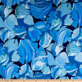 Alexander Henry Fabrics In the Reef Fish Blue