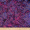 Batik by Mirah Bonanza Dots Berry Purple