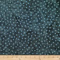 Batik by Mirah Pop Up Small Dots Grey Fox Grey