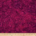 Batik by Mirah Sierra Sewing Needles Beetroot Pink