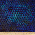 Batik by Mirah Blue Chase Small Waves Shadow Blue