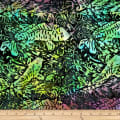 Batik by Mirah Coast to Coast Fish Sea Green