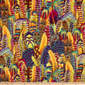 Kaffe Fassett Collective for FreeSpirit Feathers Gold