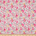 Telio Hampton Court Cotton Poplin Floral Pink