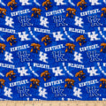 NCAA- Kentucky 1178 Tone on Tone Blue/White/Orange/Black
