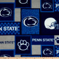NCAA Penn State Patch Fleece
