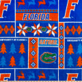 NCAA-Florida 1182 Ugly Sweater Fleece