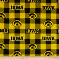 NCAA-Iowa 1190 Buffalo Plaid Fleece