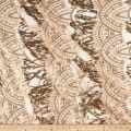Mariah Sequin Embroidery Gold