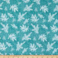 Wilmington Woodland Friends Branch Toile Teal
