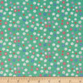 Molang Flowers Teal