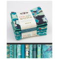 Art Gallery Curated Bundles Color Master Bundle..No.8 Teal Thoughts Edition - Half Yard Bundle