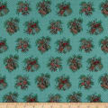 Penny Rose Charlotte Spray Teal