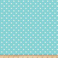 Penny Rose Storytime 30s Dots Aqua