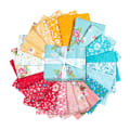 Riley Blake Rhapsody Fat Quarter Bundle 21 Pcs Multi