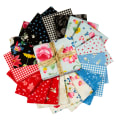 Afternoon Picnic Fat Quarter Bundle, 19 Pcs.