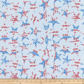 Kanvas Star Spangled Celebration Stars Sky Blue