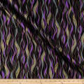 Kanvas Dragonfly Dance Dancing Waves Black/Purple
