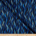 Kanvas Dragonfly Dance Dancing Waves Navy/Blue