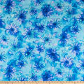 Kanvas Color Calypso Large Calypso Floral Blue