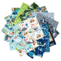 Kanvas Dino Glow Fat Quarter Bundle