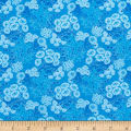 Benartex Gabrielle Nouveau Medium Blue