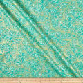 Cat-I-tude 2 PurrFect Together Featherly Paisley Green