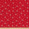 Gretel Gingham Red