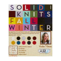 Aurifil Girl Charlee Solid Knits Fall Winter Collection - 10 spools