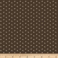 Temecula Treasures Oval Dot Brown