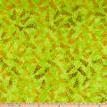 Anthology Batiks Celebration Bloom Chartreuse