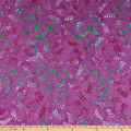 Anthology Batiks Lavender Fields Bloom Violet