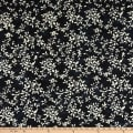 Anthology Fabrics Number 20, 1950 Art Inspired Batik Vines Ink