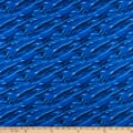 Whistler Studios Lady Liberty Flag Texture Blue