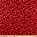 Whistler Studios Lady Liberty Flag Texture Red