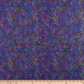 QT Fabrics Evolution Radiance Ribbons Dark Purple