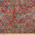 QT Fabrics Evolution Rhythm Kaleidoscope Carnation