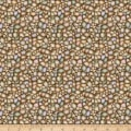 QT Fabrics Fresh Catch River Rock Brown