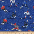 Mook Cotton Hockey Players Navy
