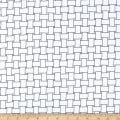 Andover Opposites Attract Basketweave White