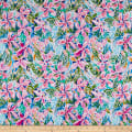 The Flowered Garden Packed Floral Cotton Multi