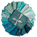 Art Gallery Exclusive Bundle 20 Half Yards Turquoise