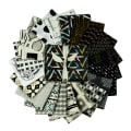 Art Gallery Exclusive Bundle 20 Fat Quarters Black & White