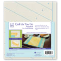 June Tailor Quilt As You Go Placemats Pattern Jakarta 6 Pcs