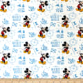 Disney Mickey Mouse Oh Boy! Treasure Hunt White