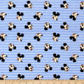 Disney Mickey Mouse Oh Boy! Stripes Blue