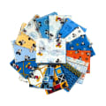 Disney Mickey Mouse Oh Boy! Fat Quarter Bundle 15 Pcs