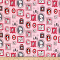 101 Dalmations Family Frames Pink
