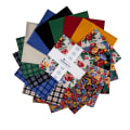 "Windham Pemberley Flannel 10"" Squares Multi 42pcs"
