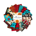 Whistler Studios Coyote Canyon Fat Quarters Multi